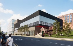University of Strathclyde Sport, Health & Wellbeing Centre Building