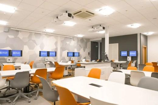University of Glasgow Pilot Teaching Room