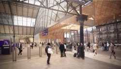 Glasgow Queen Street Station Building renewal