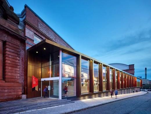 Kelvin Hall Phase 1 Renewal Glasgow | www.e-architect.com