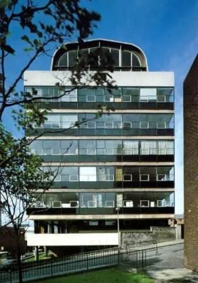 Metropolitan Tower Glasgow facade