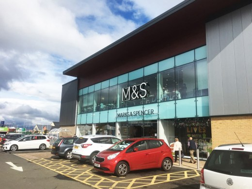 Marks and Spencer Port Glasgow Store