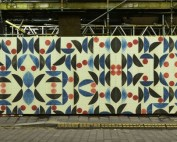 Mackintosh Building Artwork 'Dance Number' by Louise Hopkins
