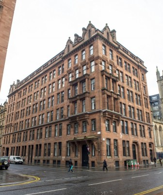 The Garment Factory in Glasgow