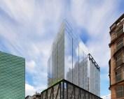 Argyle Street office building Glasgow