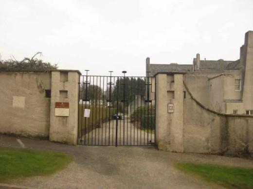 Charles Rennie Mackintosh house in Helensburgh