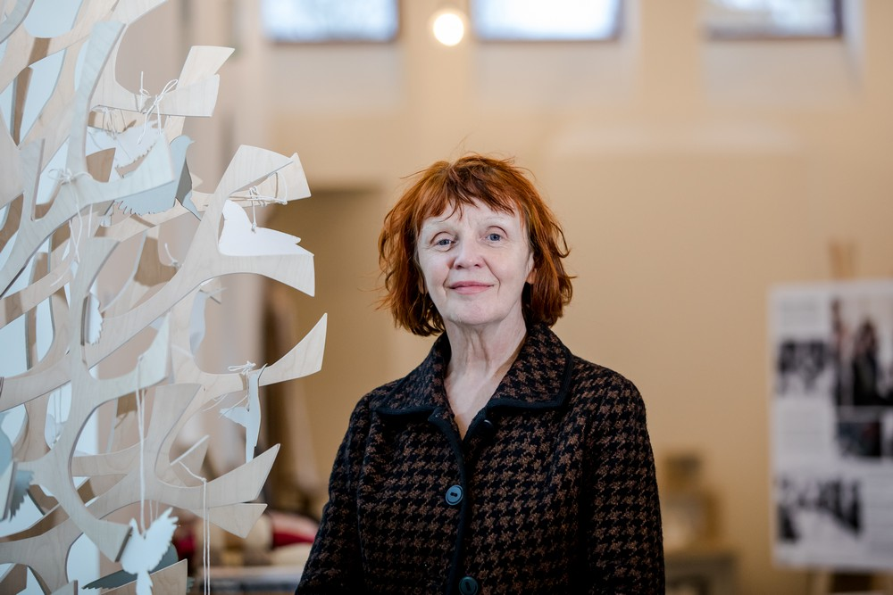 Glasgow School of Art Director Professor McAra-McWilliam