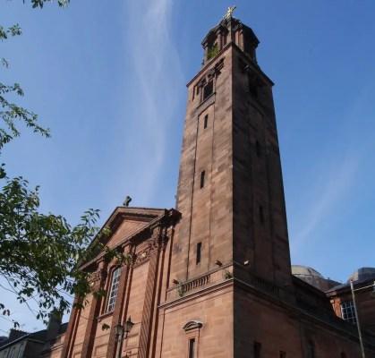 St Aloysius' Church Bell Tower