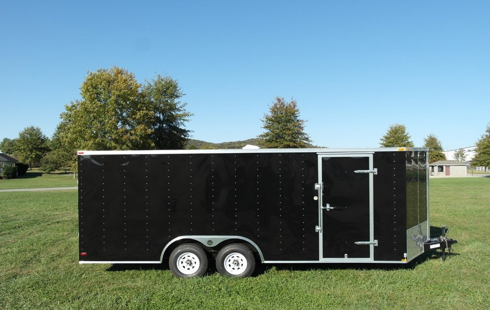 Five Practical Uses of Enclosed Cargo Trailers