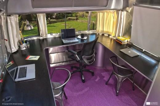 Enclosed Cargo Trailers interior decor