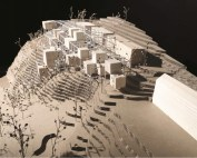 Mackintosh School of Architecture Degree Show 2019 design by Stage 2 Architecture student