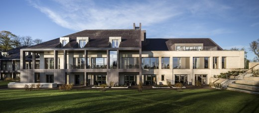 PPWH healthcare building in Scotland design by Ryder Architecture