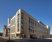 Base Glasgow Student Housing Development