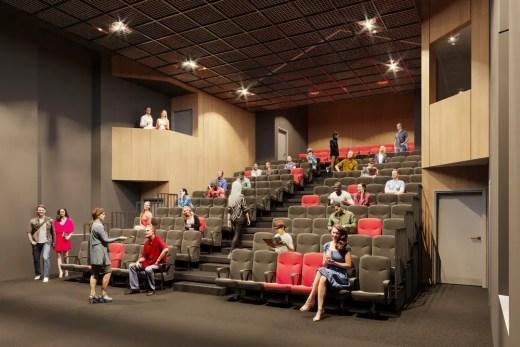 Paisley Arts Centre Building: PAC