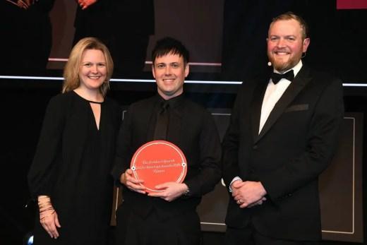 Graeme Nicholls Architect Scotland - AJ Architecture Awards 2019