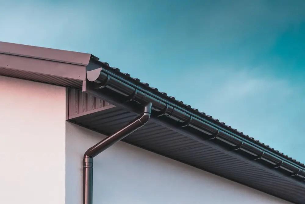 Roof guttering maintenance advice