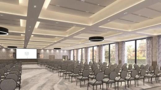 Cameron House Loch Lomond Hotel Resort Extension interior
