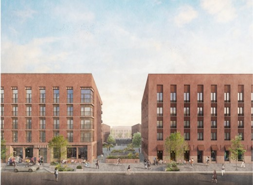 Laurieston Living Glasgow Gorbals Housing Norfolk Street