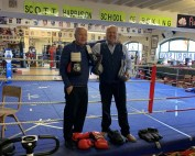 Scott Harrison School of Boxing: Spectrum Properties