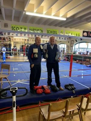 Scott Harrison School of Boxing: Spectrum Properties