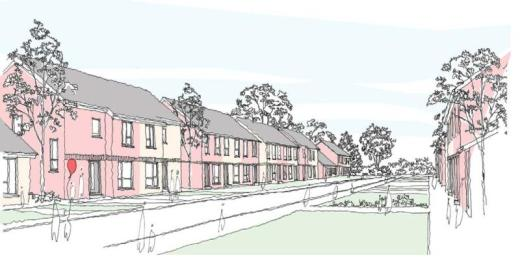 hub South West new homes in Cambuslang Auldkirk Road