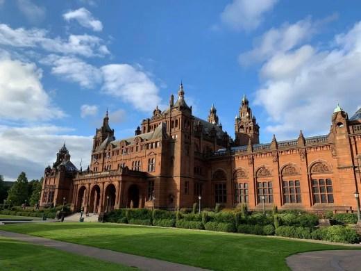 Kelvingrove Gallery Glasgow museum
