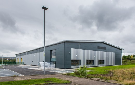 Clyde Gateway Industrial Unit