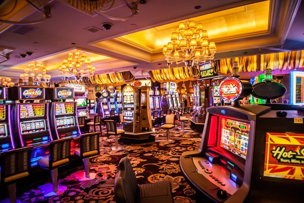 Why the design of a gaming establishment is important