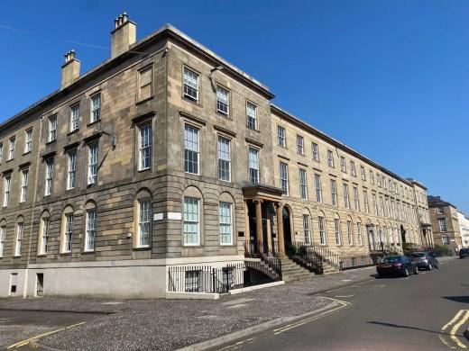 1 Blythswood Square Glasgow property