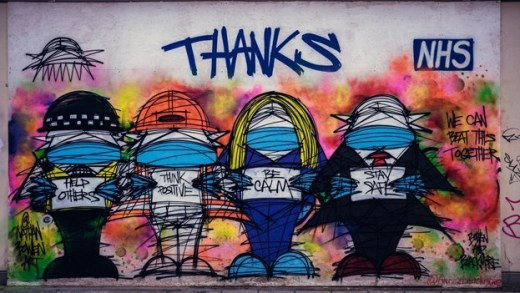 6 reasons to visit street art in London