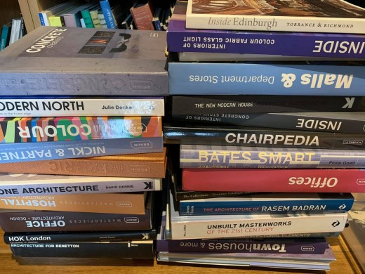 Architecture books Glasgow Scotland