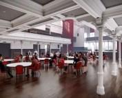 Paisley Town Hall renewal design