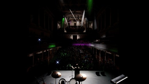 Paisley Town Hall Transformation design