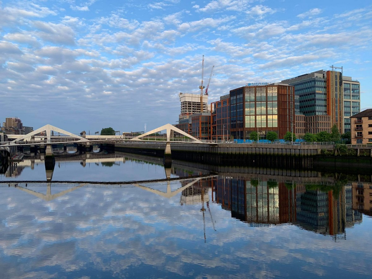River Clyde Glasgow 2021