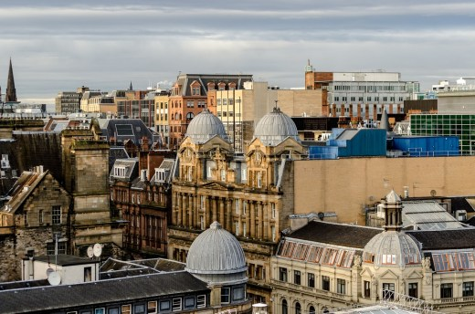 How Real Estate Investment Trusts shaped Glasgow
