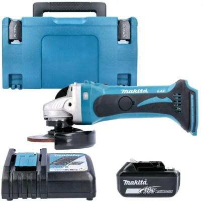 Power grinders help guide