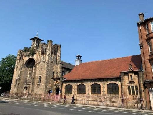 St Andrew's East Parish Church, 685 Alexandra Parade, Glasgow