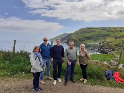 Alan Dunlop Architect Celtic Crossing / Irish Sea Link proposal