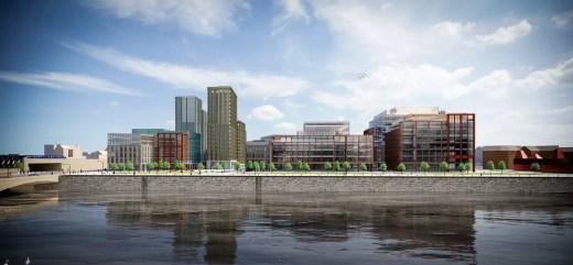 Buchanan Wharf Glasgow Office Development