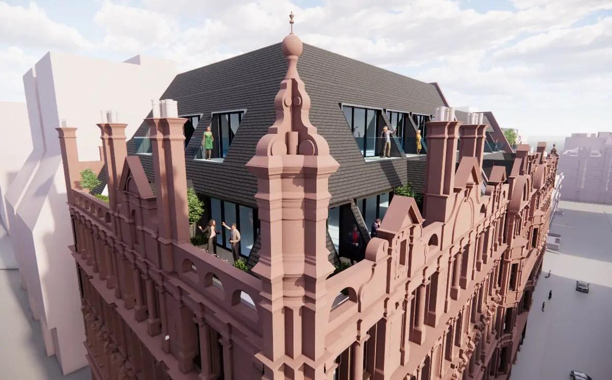 50 Bothwell Street Glasgow Office Redevelopment