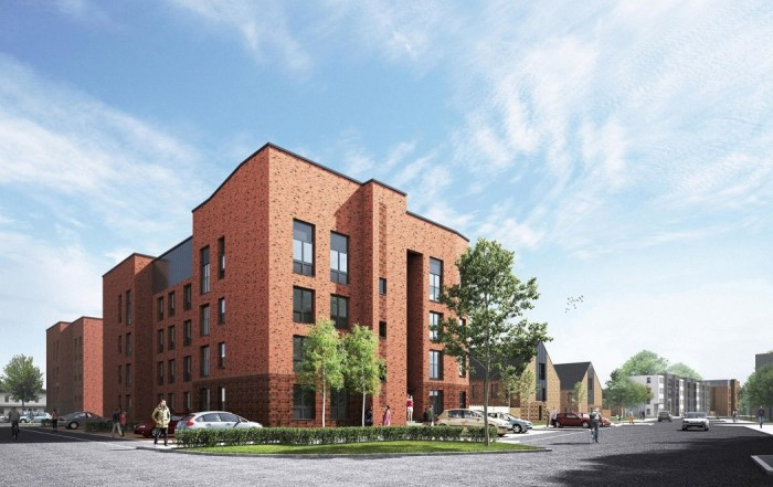Pollokshaws Living Glasgow Southside Housing