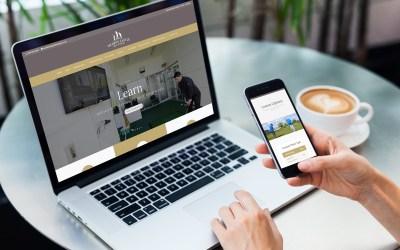 Recent Website Design: Mearns Castle Golf Academy