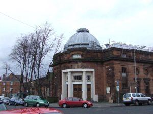 Waverley tea room Shawlands Glasgow