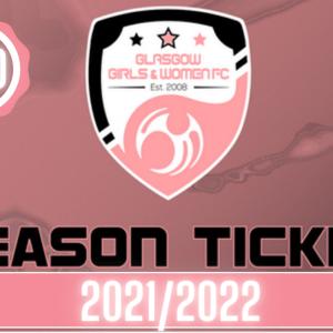 Season Ticket 2021 - 2022