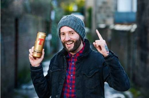 Tennent's awards golden can and counts down best Scottish