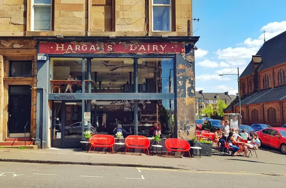 Talk Of The Town Cafe Culture In Glasgow Glasgowist