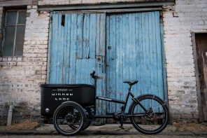 Hidden Lane Brewery offers free e-bike delivery in Glasgow