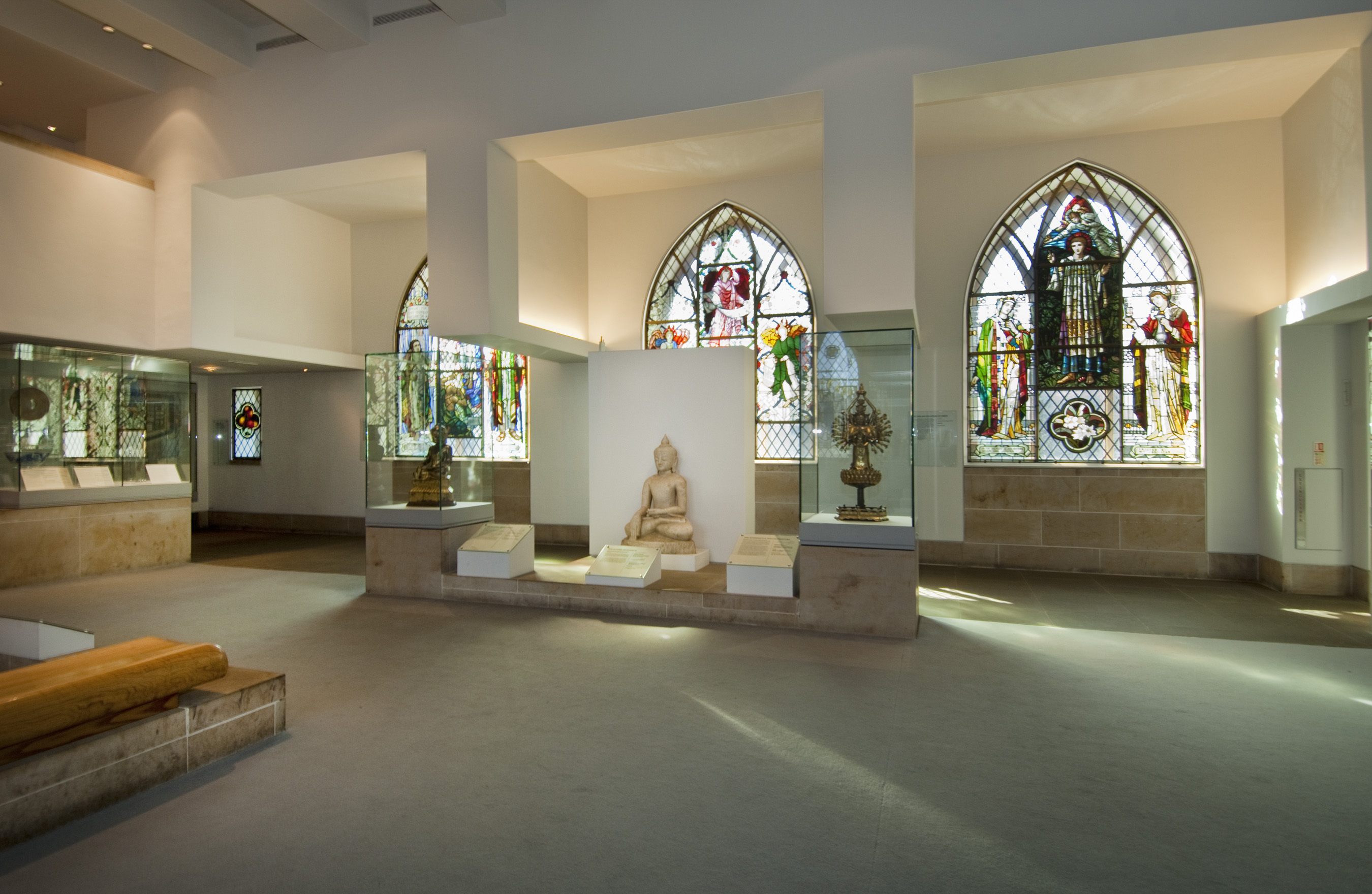 St Mungo Museum Of Religious Life And Art Glasgow