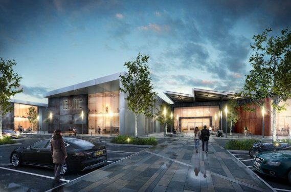 lyde Waterfront Innovation Campus
