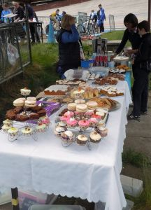 Cakes at Meadowbank